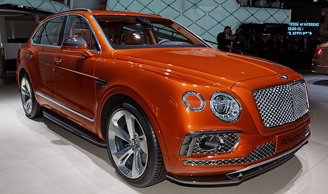 Bentley Bentayga: najbardziej luksusowy SUV na świecie