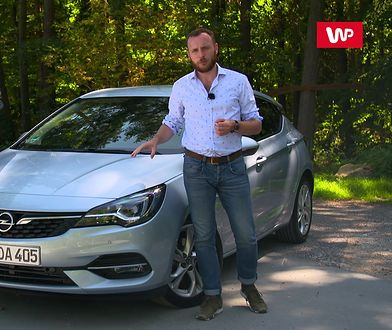 Opel Astra - pierwsza jazda popularnym kompaktem z trzema cylindrami