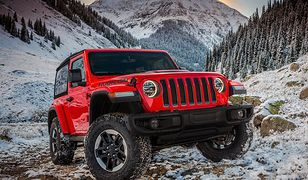 Nowy Jeep Wrangler 2018