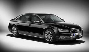 Audi A8 L Security: najbezpieczniejszy model w historii marki