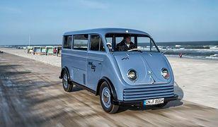Odrestaurowano przodka współczesnych aut elektrycznych