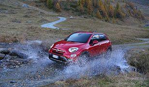 Fiat 500X wjeżdża do polskich salonów