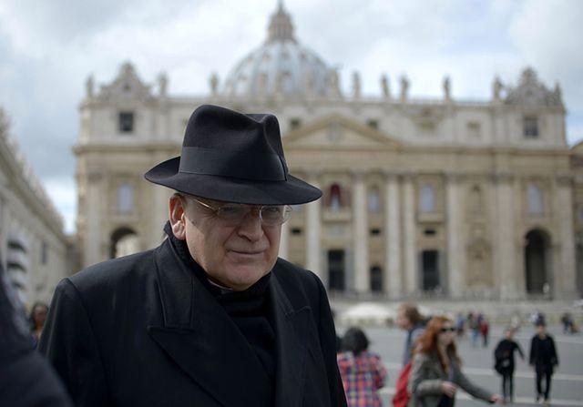 Kardynał Raymond Burke