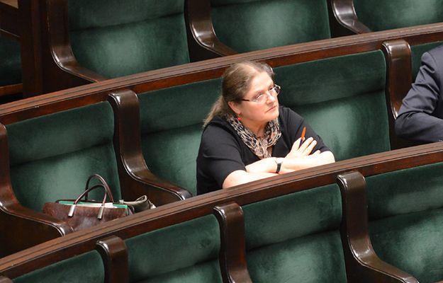 """Monika Olejnik wygrała proces z Krystyną Pawłowicz o okrzyki: """"stul pysk"""" i """"ty chamie"""""""