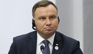 Andrzej Duda podczas spotkania Grupy Arraiolos na Malce