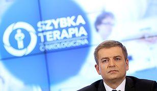 Bartosz Arłukowicz: ministerstwo zdrowia znosi limity na leczenie onkologiczne