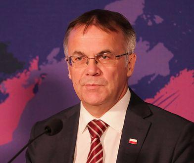 Jarosław Sellin: ECS promuje marksizm