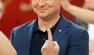 """Katastrofa 11.11. """"Dobra zmiana"""" się rozkraczyła, Andrzej Duda też nie dał rady"""