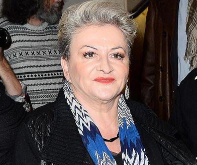 """Hanna Bakuła nie ukrywa, że związki starszych mężczyzn z młodszymi kobietami są """"niesmaczne"""""""