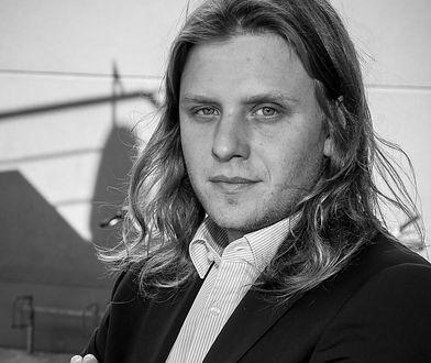 Piotr Woźniak-Starak podczas festiwalu filmowego w Gdyni