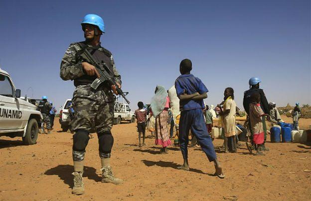 Gwałty na oczach żołnierzy ONZ w Sudanie Południowym