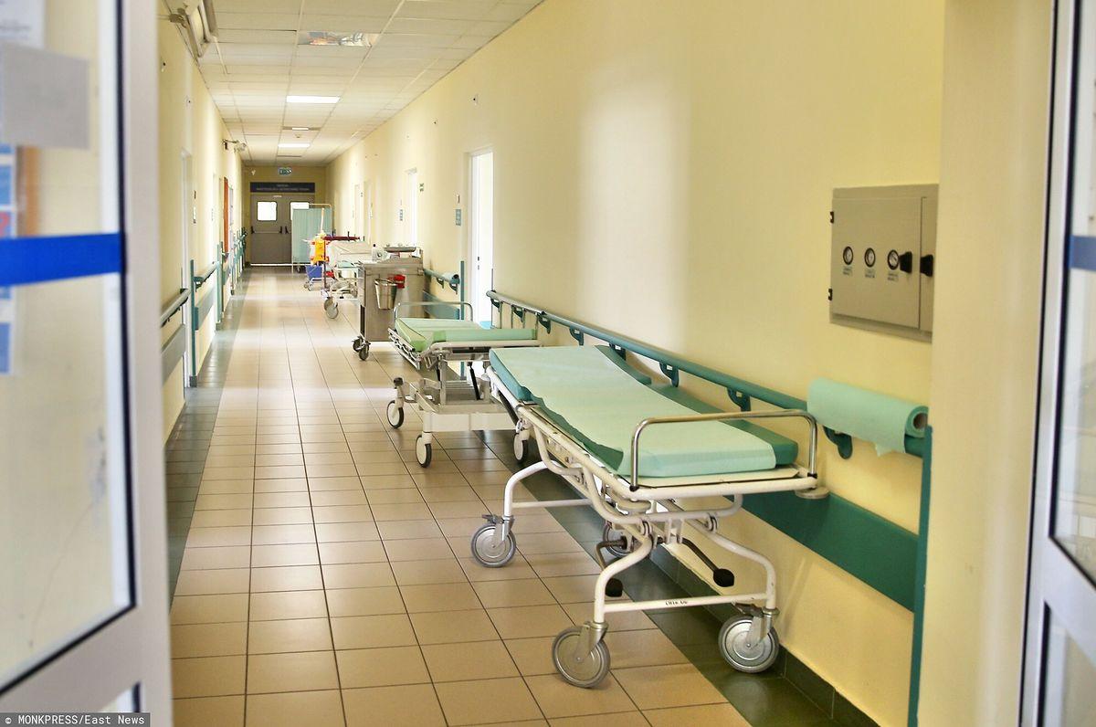 Chłopiec trafił do szpitala na dwa miesiące / Zdj. ilustracyjne