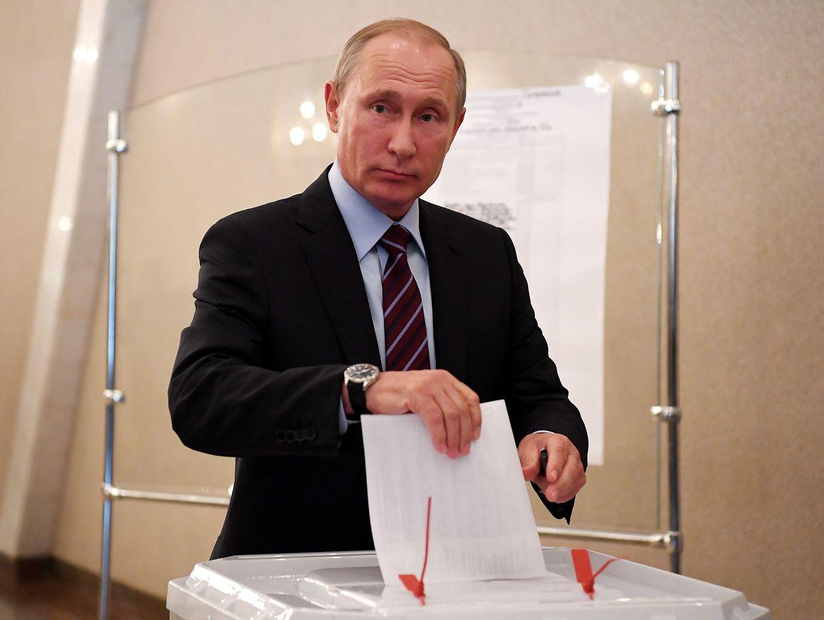 Partia Putina miażdży w wyborach regionalnych. Następne będą prezydenckie