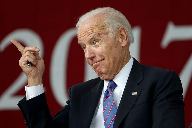 USA. Joe Biden zamierza walczyć o amerykańską prezydenturę