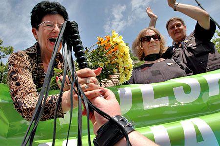 LPR chce ukarania Senyszyn