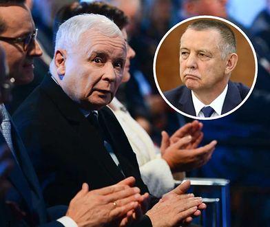 Jarosław Kaczyński wie, że szef NIK Marian Banaś to problem dla PiS. Wiedzą to także wyborcy.