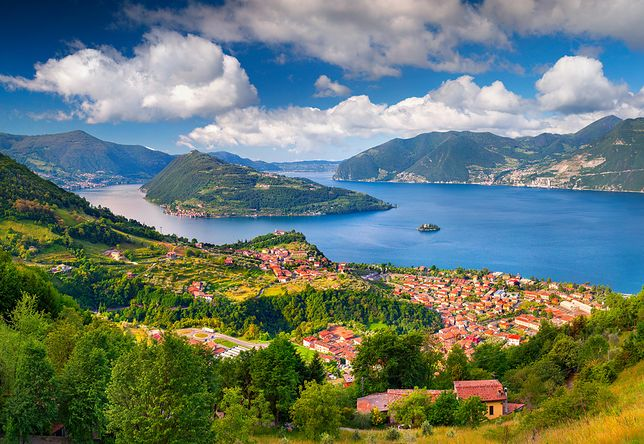 Wczasy we Włoszech - jezioro Iseo