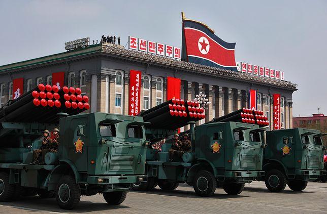Według Seulu Korea Płn. dokonała nieudanej próby rakietowej