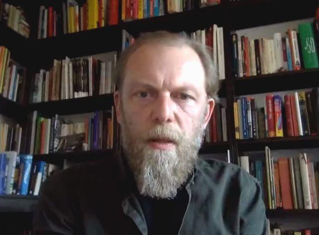 """Max Cegielski jest gospodarzem środowego wydania """"Ula z książkami"""""""