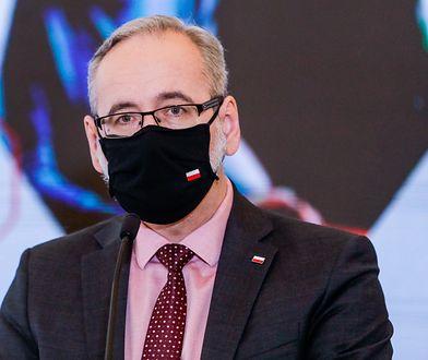 Szczepionka na COVID-19 dla dzieci? Minister Niedzielski komentuje