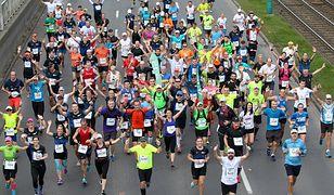 Niestety nie wszystkim uczestnikom udało się ukończyć maraton.