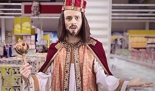 """""""Krytyka Polityczna"""" promuje się spotem z Jezusem w roli głównej"""