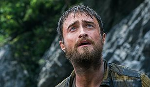 "Daniel Radcliffe w filmie ""Jungle"""