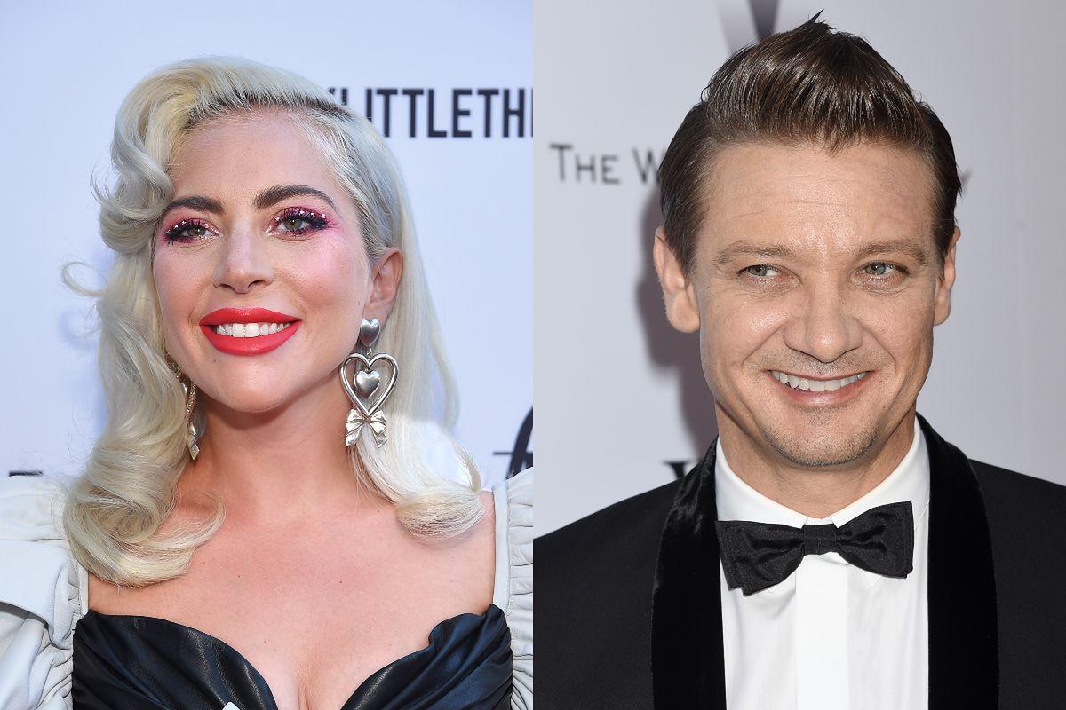 Lady Gaga i Jeremy Renner są parą? Znajomy gwiazdy komentuje plotki