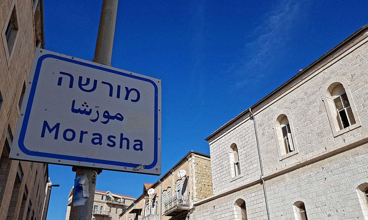 Imiona kobiet w izraelskim mieście Bet Szemesz znikną z nazw ulic