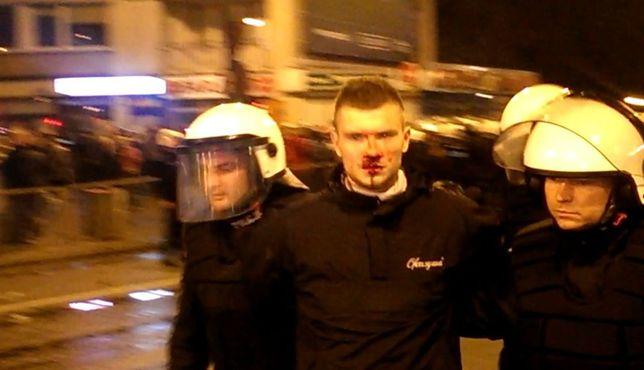 276 zatrzymanych, 51 policjantów rannych. Pierwsze podsumowania