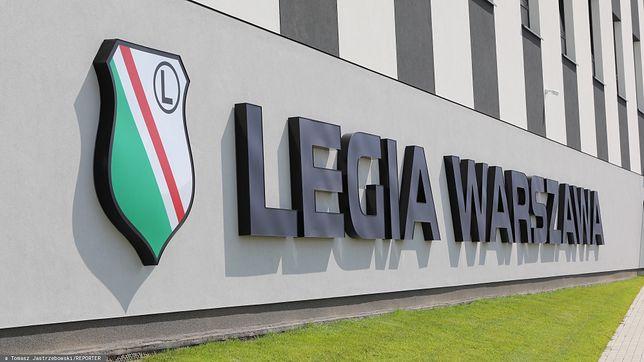 Koronawirus. Legia Warszawa