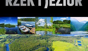 Atlas polskich rzek i jezior