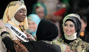 Obabiyi Aishah Ajibola - Miss World Muslimah 2013