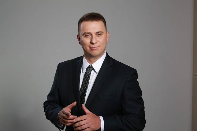 Filip Aryanowicz, wiceprezes agencji pracy Bisar