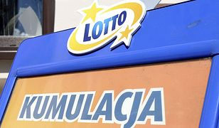 Kumulacja Lotto - 10 mln złotych
