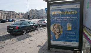 Reklama oferty sieci komórkowej