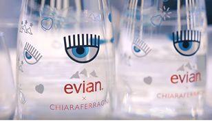 Tak wygląda butelka rekordowo drogiej wody mineralnej