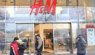 Coraz mniej sklepów H&M w Europie. Zamknie 160 placówek