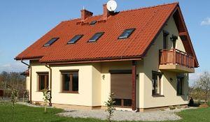 Czerwony dach - klasyka na czasie