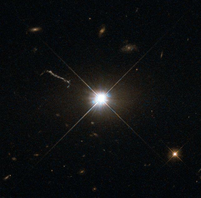 Odkryty obiekt emitowałby podobne światło na naszym niebie