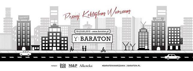 """Baraton. """"Święto najlepszych barów w Warszawie"""""""