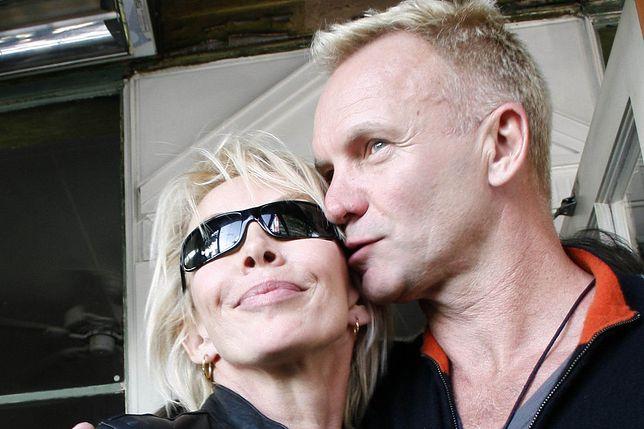Nie narzekaj na nudę w łóżku i kochaj się jak Sting z żoną. 25 lat razem i nie mają się dość