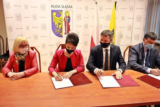 Śląskie. Przedstawiciele gmin górniczych i branży okołogórniczej wystosowali apel w sprawie śląskiego okrągłego stołu.