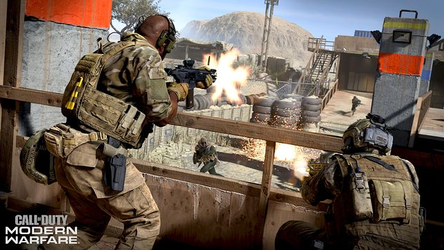 Call of Duty: Modern Warfare na PS4 nie dla Rosjan