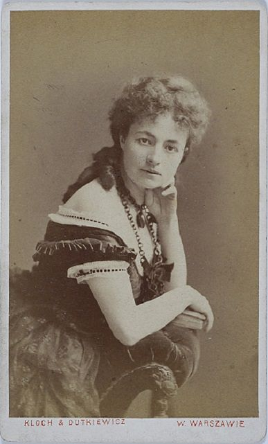 Helena Modrzejewska to legendarna polska aktorka