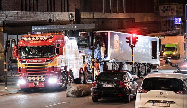 Znana jest narodowość aresztowanego po ataku w Sztokholmie