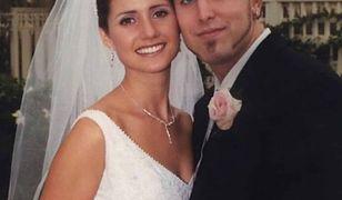 Melissa i Jeremy Camp w dniu ślubu w 2000 roku