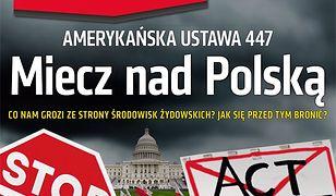 """Tygodnik """"Do Rzeczy"""" pisze o sprawie reparacji za II Wojnę Światową"""
