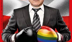 """Najnowsza okładka tygodnika """"Wprost"""""""
