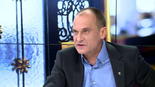 Kukiz o prezydencie: tracę szacunek dla tego urzędu